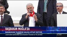 Başbakan Muğla'da