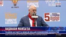 Başbakan Manisa'da