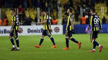 Fenerbahçe-Akhisarspor maçının fotoğrafları