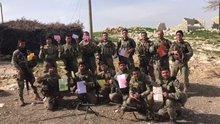 Afrin'deki özel harekatçılardan gönderilen mektuplara teşekkür