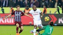 Trabzonspor - Beşiktaş maçı fotoğrafları