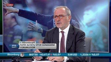"""Fatih Altaylı: """"Galatasaray farklı bir camia."""" - Part 2 (05.03.2018)"""