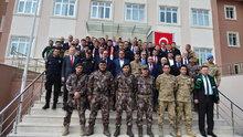 TFF heyeti Zeytin Dalı Harekatı'na destek!