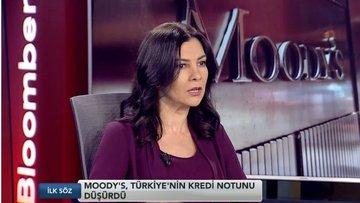 Prof. Dr Selva Demiralp Bloomberg HT'de Moody's'in kararını değerlendirdi
