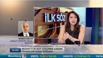 Azimut Portföy Genel Müdürü Murat Salar Moody's kararını değerlendirdi