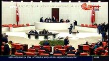 Meclis'te 'Afrin' kavgası