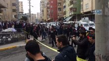 Diyarbakır'da balon imalathanesinde patlama
