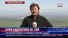 Afrin Harekatı'nda 50.gün!