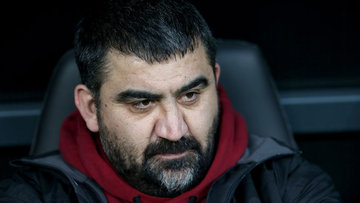 Özat, Beşiktaş maçı sonrası konuştu