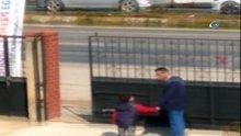 Gözü dönmüş baba pompalı tüfekle engelli rehabilitasyon merkezini bastı