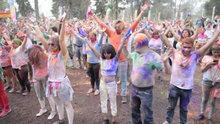 Los Angeles'ta rengarenk bahar kutlamaları