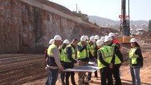 İzmir'in en uzun tünelinde kazı başladı