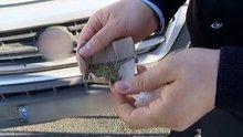 """Zincirlikuyu'da """"bonzai"""" etkisindeki servis şoförü direksiyon başında sızdı"""