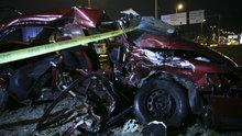 Ankara'da trafik kazası! 2 ölü, 2 yaralı