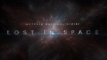 Lost in Space kamera arkası görüntüleri