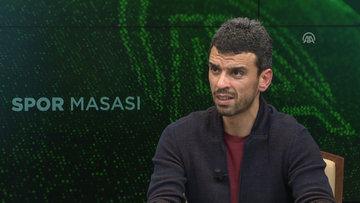Kenan Sofuoğlu, AA Spor Masası'na konuk oldu 1. Bölüm
