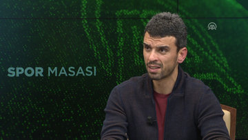Kenan Sofuoğlu, AA Spor Masası'na konuk oldu 2. Bölüm