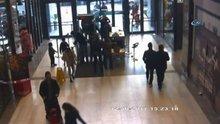 Mağazalarda hırsızlık anı kamerada
