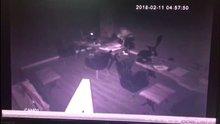 Maskeli kasa hırsızları polis çıktı
