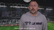 Konyaspor'dan taraftarına videolu çağrı