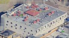 TSK, vurulduğu iddia edilen Afrin Hastanesinin görüntülerini paylaştı