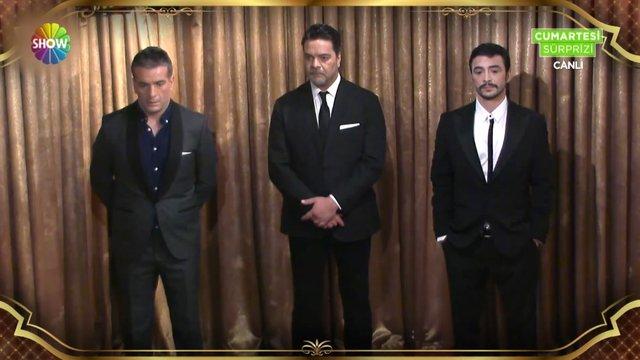 Ahmet Kural, Murat Cemcir ve Beyaz'dan muhteşem şaka!