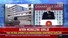 Cumhurbaşkanı Erdoğan Çanakkale Zaferi töreninde konuştu