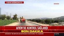 Afrin'den son görüntüler