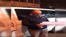 Sarıyer'de UBER sürücüsünü darp edip dişlerini kırdılar