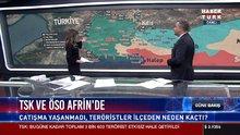 TSK ve ÖSO Afrin'de