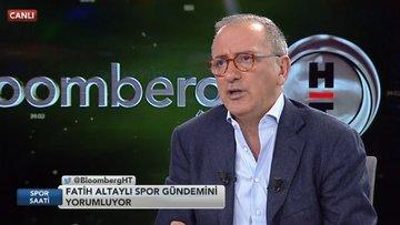 Fatih Kuşçu - Fatih Altaylı - Spor Saati 5. Bölüm (19.03.2018)