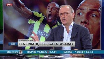 """Fatih Altaylı: Fatih Altaylı: """"Derbiden beklentim beraberlikti öyle de oldu."""" - Part 1 (19.03.2018)"""
