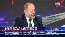 Recep Akdağ Habertürk'te
