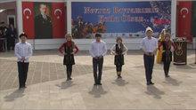 İstanbul'da renkli nevruz kutlaması