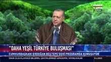 """""""Daha yeşil Türkiye buluşması"""""""