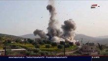 Teröristler patlayıcı imalathanesi kurmuş
