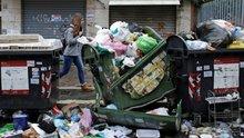 Günde 4 bin 500 ton çöp: Romalılar harekete geçti