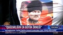 Meclis'e Atatürk'lü tişört ile almayan polise soruşturma