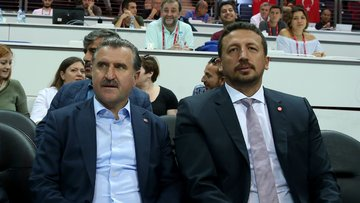 Bakan Bak ve Hidayet Türkoğlu'ndan Mehmet Şanlı açıklaması