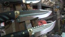 Mehmetçik ve özel harekat polislerine özel bıçak