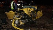 Konya'da trafik kazası! 3 kişi hayatını kaybetti