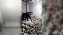 Kaçak sigara tünelleri ortaya çıkarıldı