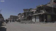 BM: Rakka'nın üçte ikisi yıkıldı