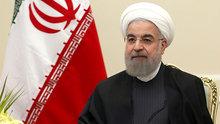 İran Lideri Ruhani Ankara'da