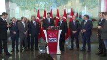 """Kılıçdaroğlu: """"Görüş birliği içinde olan bütün siyasal partilerle elbette bir araya geleceğiz"""""""