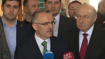 Bakan Ağbal'dan esnafa KDV müjdesi