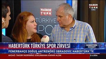 Habertürk Türkiye Spor Zirvesi
