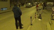 Bolu'da deprem sonrası vatandaşlar sokağa döküldü