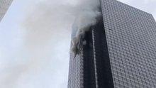 Trump Tower yangın