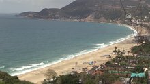 """""""Kleopatra plajı"""" her yıl 2 milyonu aşkın turist çekiyor"""